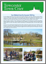 Town Crier - May 2018