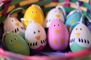 13th-20th April Easter Egg Hunt at Towcester Museum