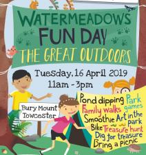 Watermeadows Fun Day 16 April 2019