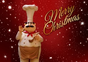 Chef required for Christmas Day Meal