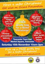 Safer Christmas Event 16th Nov 2019